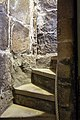 Stairs of St Oswald's church tower, Bidston 1.jpg
