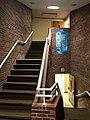 Stairwell, Sylva First United Methodist Church, Sylva, NC (45914754614).jpg