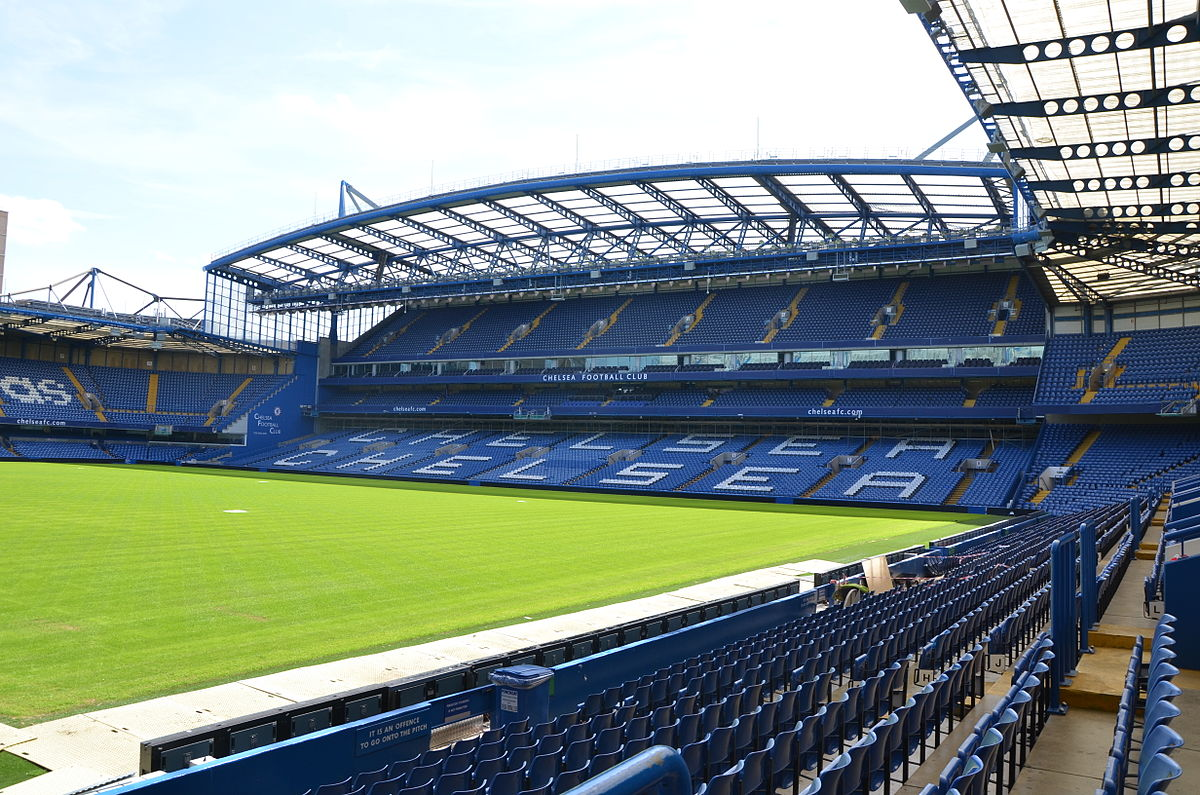 Stamford Bridge (stadium) - Wikipedia Chelsea Fc Stadium