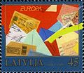 Stamps of Latvia, 2008-13.jpg