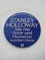 Stanley Holloway - Blue Plaque.JPG