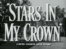 Description de l'image  Stars in my Crown by Jacques Tourneur.png.