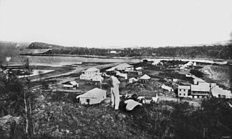 Townsville - Townsville ca. 1870