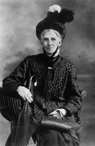 File:StateLibQld 1 64319 Portrait of Mrs. Emma Miller , (suffragette movement in Queensland).jpg