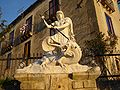 Statua san giorgio a Zumpano.jpg