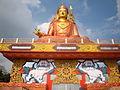 Statue of Guru Rinpoche @ Namchi.JPG