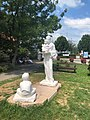 Statue of Saint Anthony of Padua in Balatonszemes.jpg