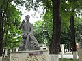 Statue of Samad Vurgun in Quba (2).jpg