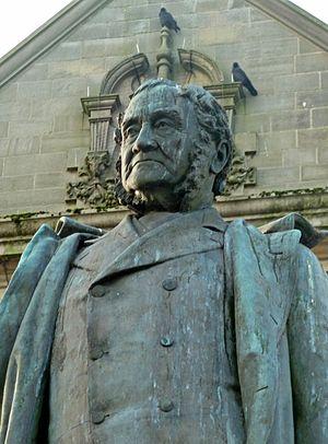 Mathew Wilson - Sir Mathew Wilson by Albert Bruce-Joy, Skipton