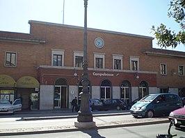 Campobasso railway station