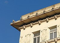 Steggasse Tenement House (Cornice detail).jpg