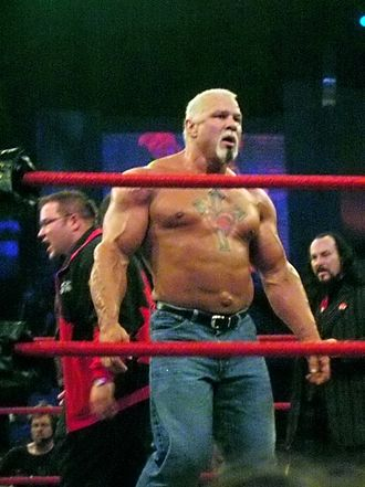 Scott Steiner - Steiner in TNA.