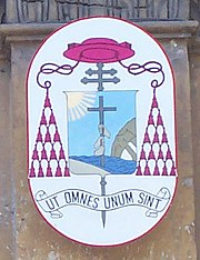 Stemma cardinalizio SMaM