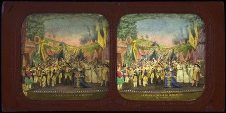 Stereokort, La Grande-Duchesse de Gérolstein 1, acte I, scène VIII - SMV - S120b.tif
