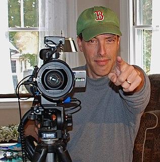 Steve Garfield American video blogger