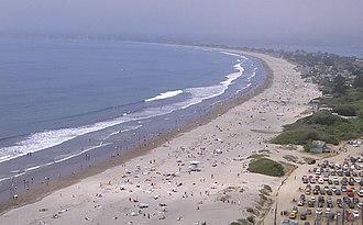 Bolinas Bay - Bolinas Bay at Stinson Beach