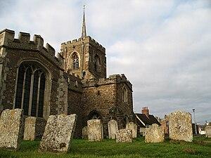 Gamlingay - St Mary's Church