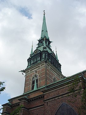 Image illustrative de l'article Église allemande (Stockholm)