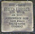 Stolperstein Karlsruhe Frieda Fränkel.jpg