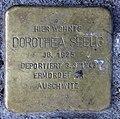 Stolperstein Schivelbeiner Str 49 (Prenz) Dorothea Seelig.jpg
