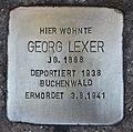 Stolperstein für Georg Lexer.JPG