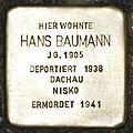 Stolperstein für Hans Baumann.JPG