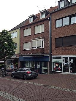Hagsche Straße in Kleve