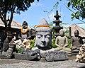 Stone Buddhist image - panoramio.jpg