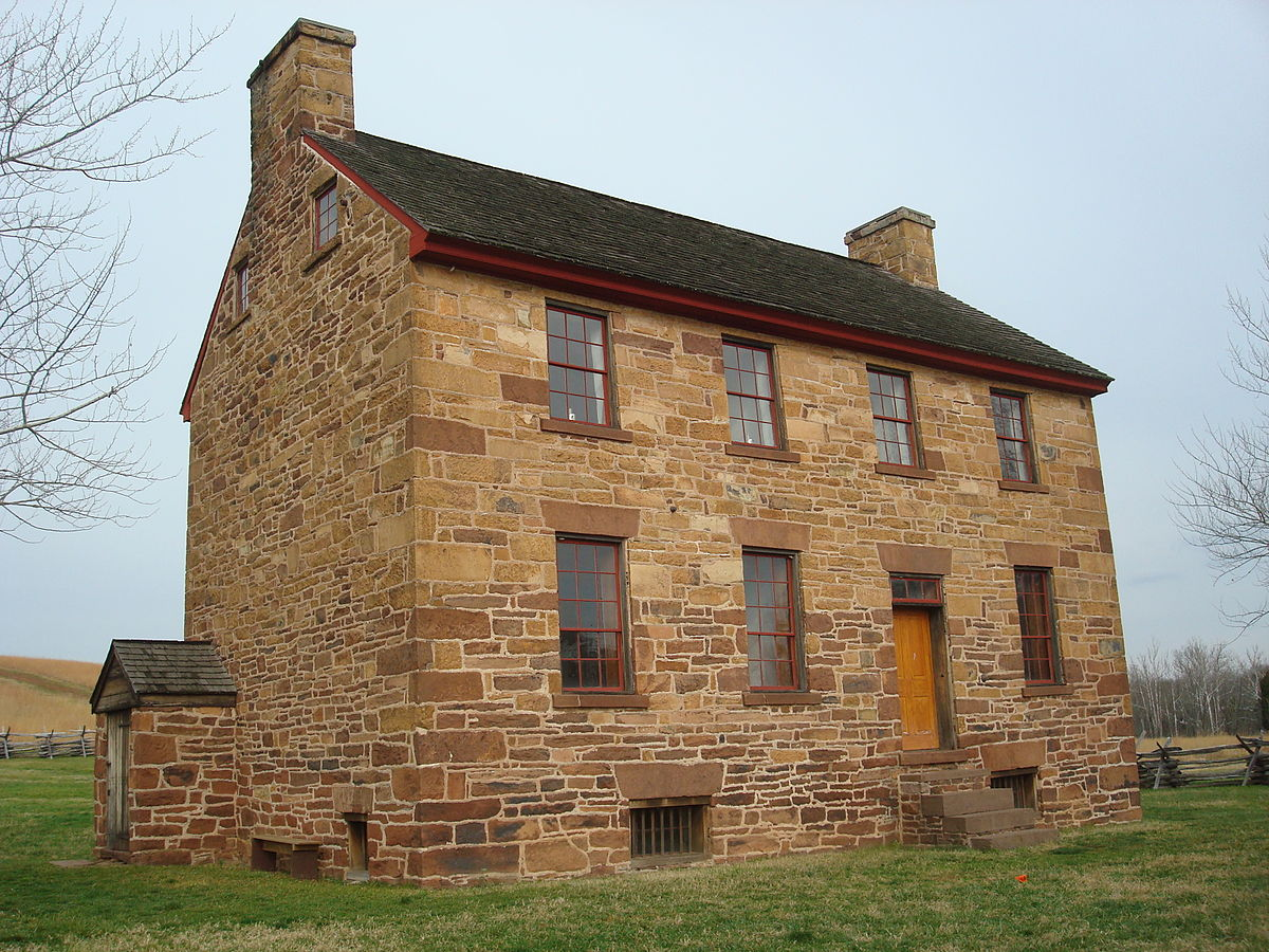 The stone house manassas national battlefield park wikipedia - House images ...