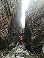 Stone steps, Mount Fanjing, Picture11.jpg