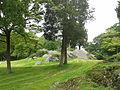 Stony Point Battlefield State Park - trees and rocks.jpg