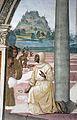 Storie di s. benedetto, 11 sodoma - Come Benedetto compie la edificazione di dodici monasteri 03.JPG