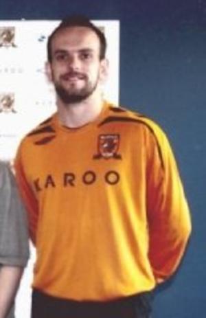 Stuart Elliott (footballer, born 1978) - Elliott wearing a Hull City  kit in 2007
