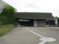 Stuttgart-Museum am Löwentor-Eingang.jpg