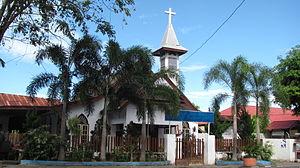 Christian Evangelical Church in Timor - Christian Evangelical Church in Timor in Sumbawa Besar, Island of Sumbawa