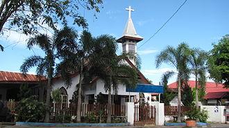 Sumbawa Besar - Dutch Reformed Church