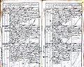 Subačiaus RKB 1827-1830 krikšto metrikų knyga 031.jpg