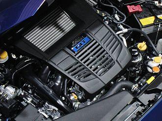 Subaru FA engine - Subaru FA20F