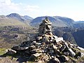Summit cairn on Fleetwith Pike - geograph.org.uk - 1334443.jpg