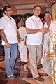 Suresh Oberoi at Rajesh Khanna's prayer meet 50.jpg