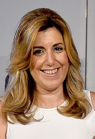 Autonomous communities of Spain - Image: Susana Díaz 2015c (cropped)
