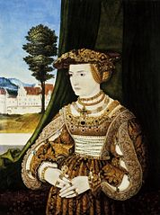 Portrait of Susanna of Bavaria