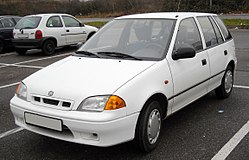 Suzuki Swift (1995–2003)