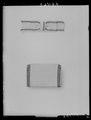 Svärdsorden släpspänne, rosett dito - Livrustkammaren - 27900.tif