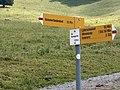 Swiss Hiking Network - Signpost - Alp Baumgarten.jpg