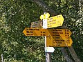 Swiss Hiking Network - Signpost - Le Maillard.jpg