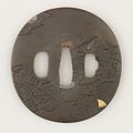Sword Guard (Tsuba) MET 14.60.67 002feb2014.jpg
