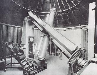 Carte du Ciel - Image: Sydney 'Star Camera' at Red Hill Observatory, 1892