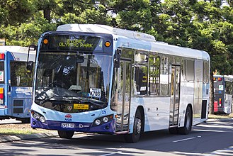 State Transit Authority - Custom Coaches bodied Scania K280UB