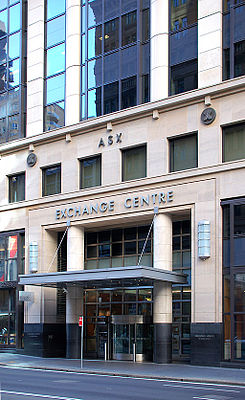 Sydney Exchange Centre Entrance.jpg